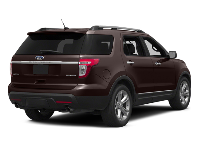 2014 Ford Explorer LIMITED 4D Sport Utility Slide