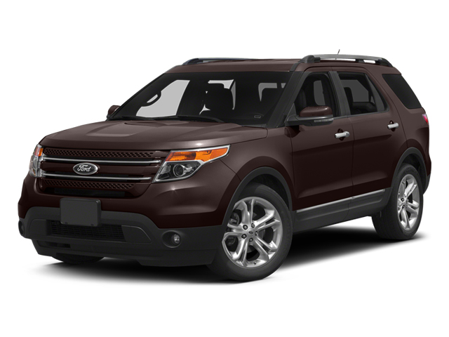2014 Ford Explorer LIMITED 4D Sport Utility Raleigh NC