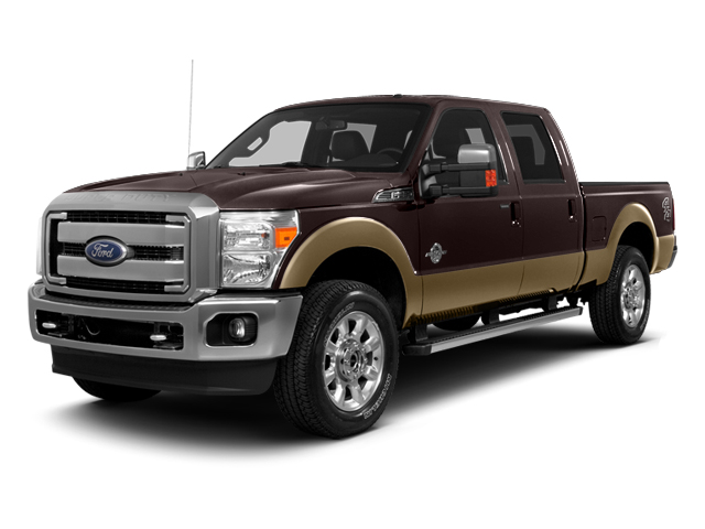 Kodiak Brown Metallic 2014 Ford F-250SD LARIAT Crew Cab Pickup Winston-Salem NC