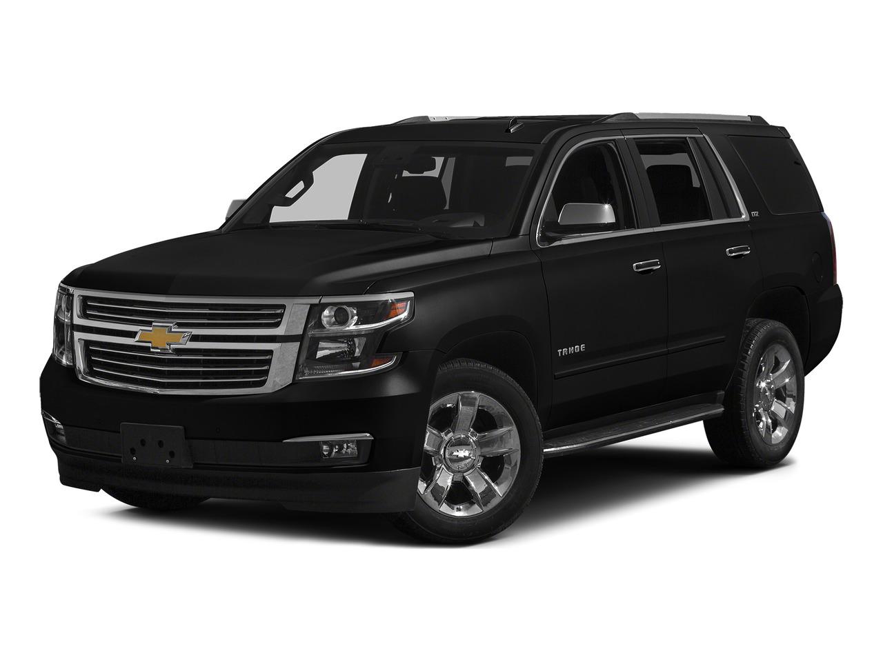 Black 2015 Chevrolet Tahoe LTZ SUV Wake Forest NC