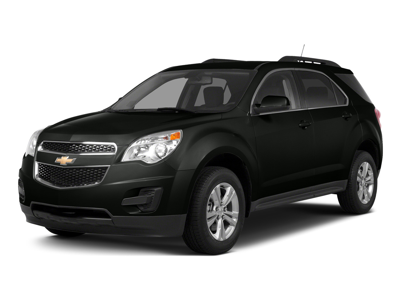 Black Granite Metallic 2015 Chevrolet Equinox LT SUV Wake Forest NC