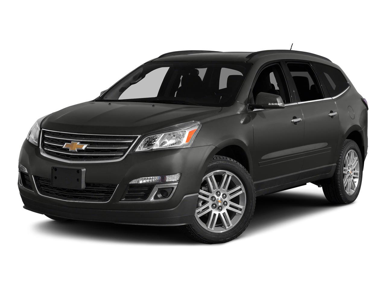Tungsten Metallic 2015 Chevrolet Traverse LS SUV Wake Forest NC