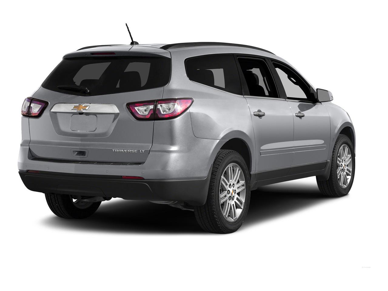 2015 Chevrolet Traverse 2LT SUV Slide