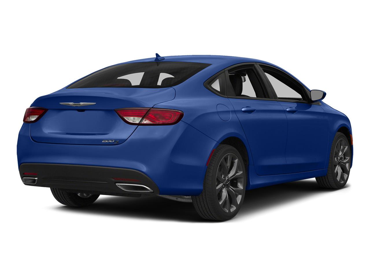 2015 Chrysler 200 S Raleigh NC