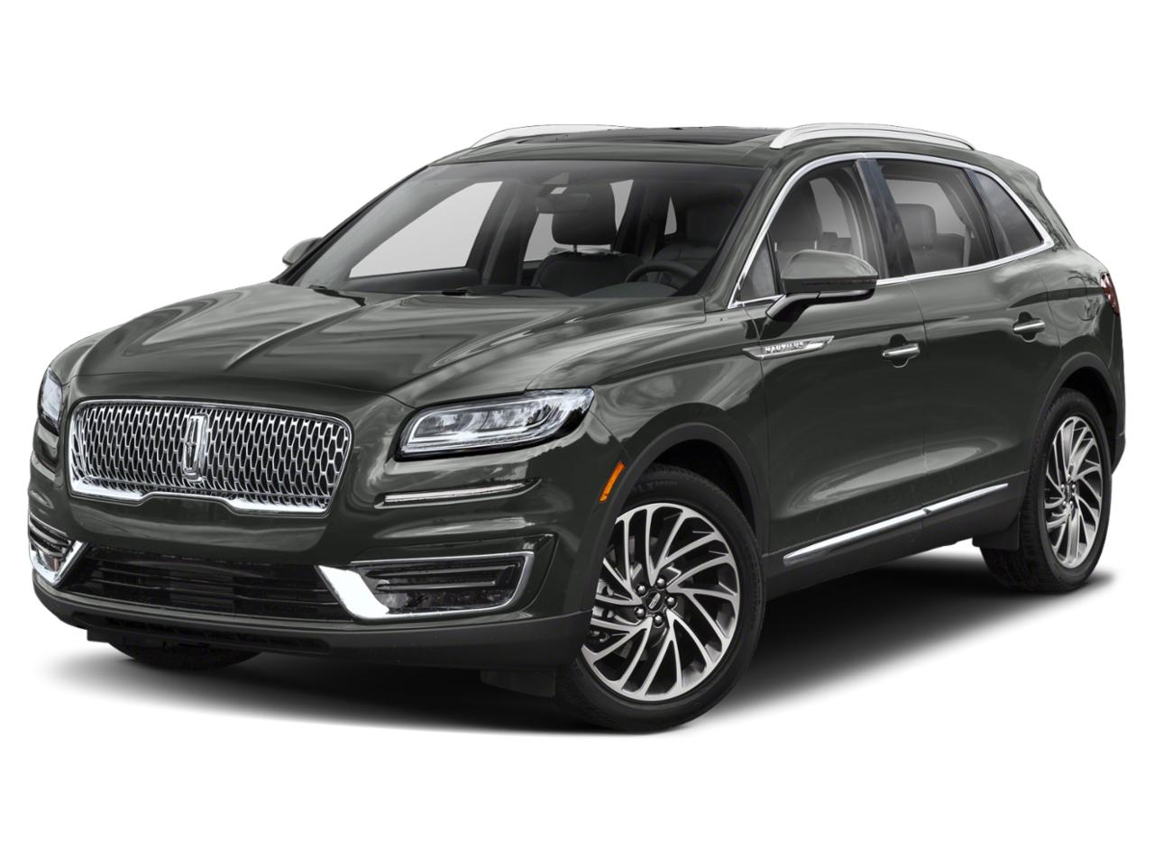 Magnetic Gray 2020 Lincoln Nautilus STANDARD 4D Sport Utility Huntington NY