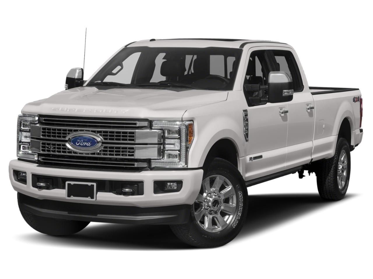 2019 Ford F-350SD PLATINUM Crew Cab Pickup Slide