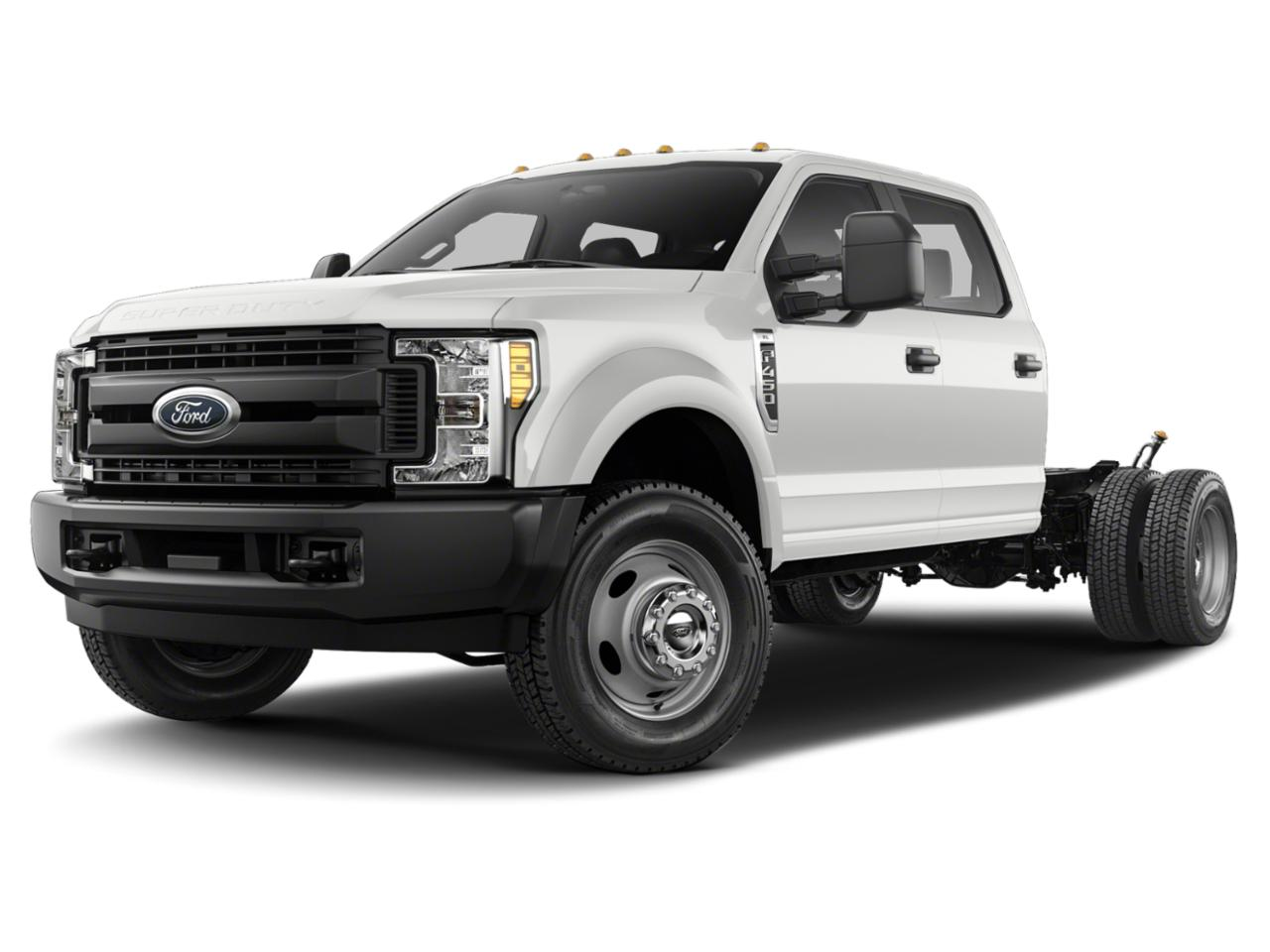 2019 Ford F-350SD XL Truck Slide