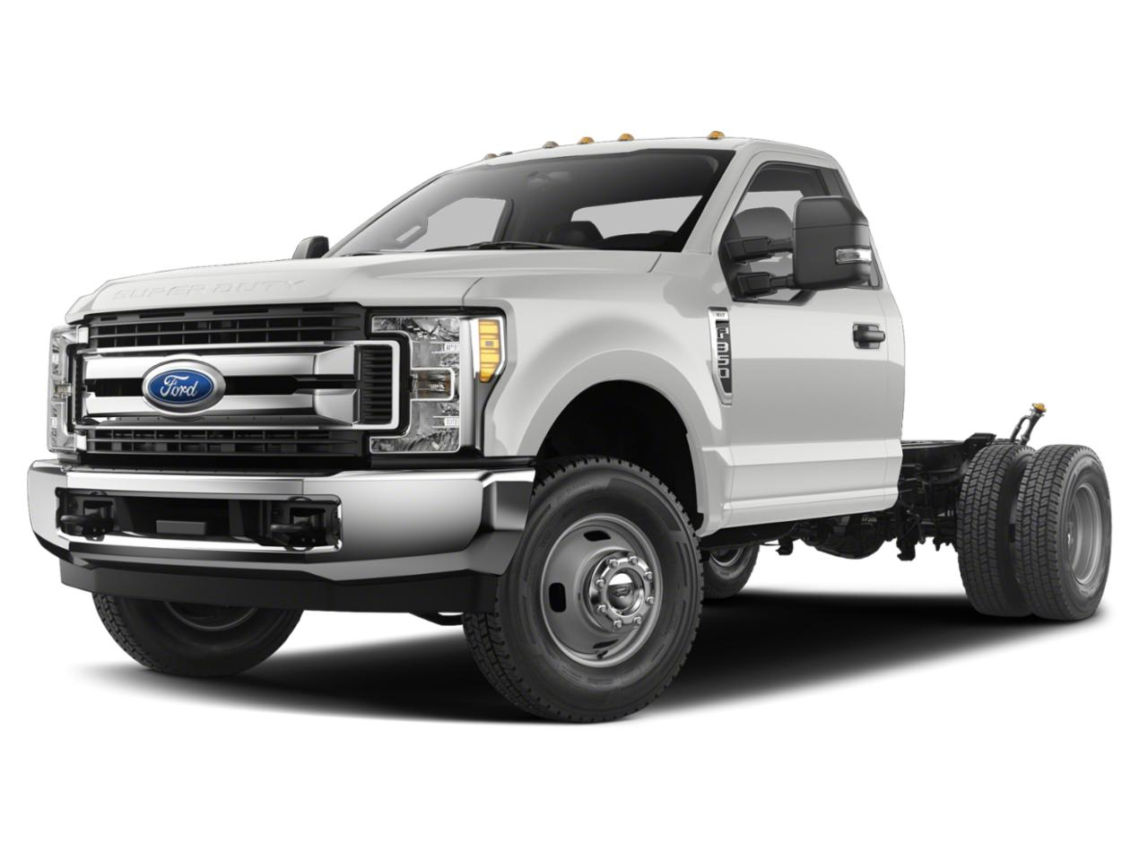 Oxford White 2019 Ford F-350SD XL Regular Cab Chassis-Cab Rocky Mount NC