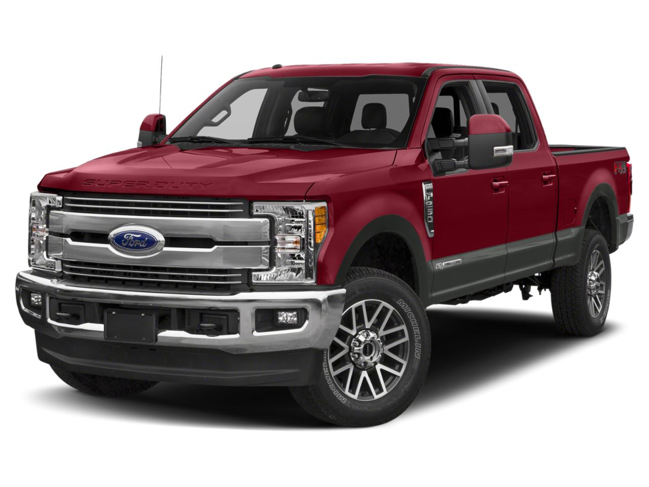2019 Ford F-250SD LARIAT Crew Cab Pickup Slide