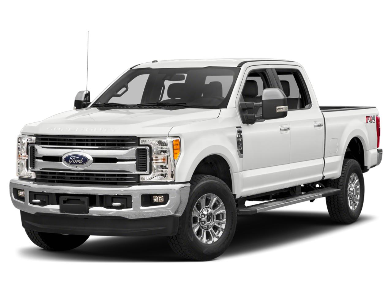 Oxford White 2019 Ford F-250SD XLT Crew Cab Pickup Winston-Salem NC