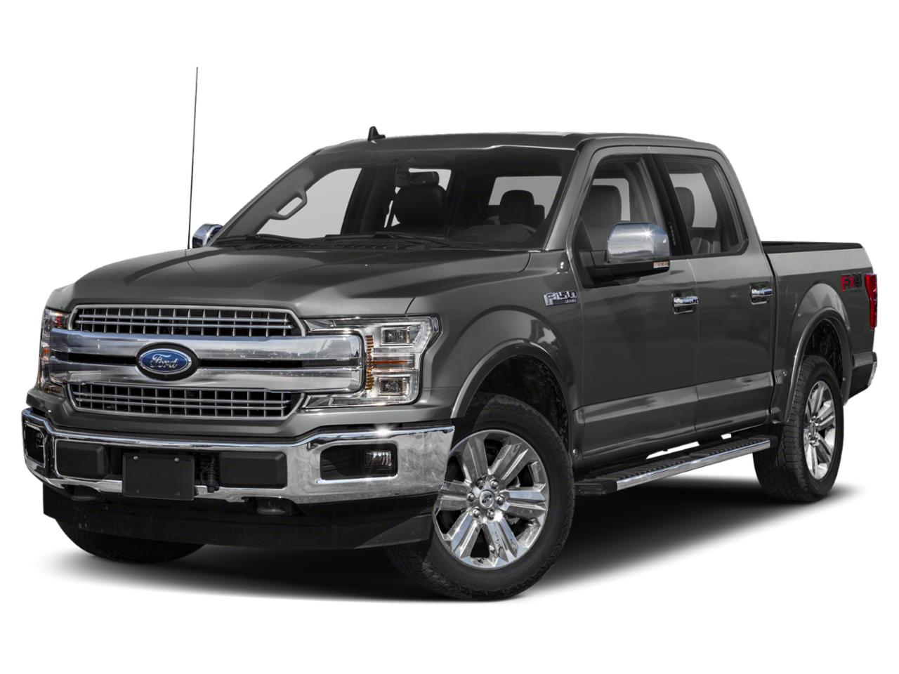 Magnetic Metallic 2019 Ford F-150 LARIAT Crew Cab Pickup Raleigh NC