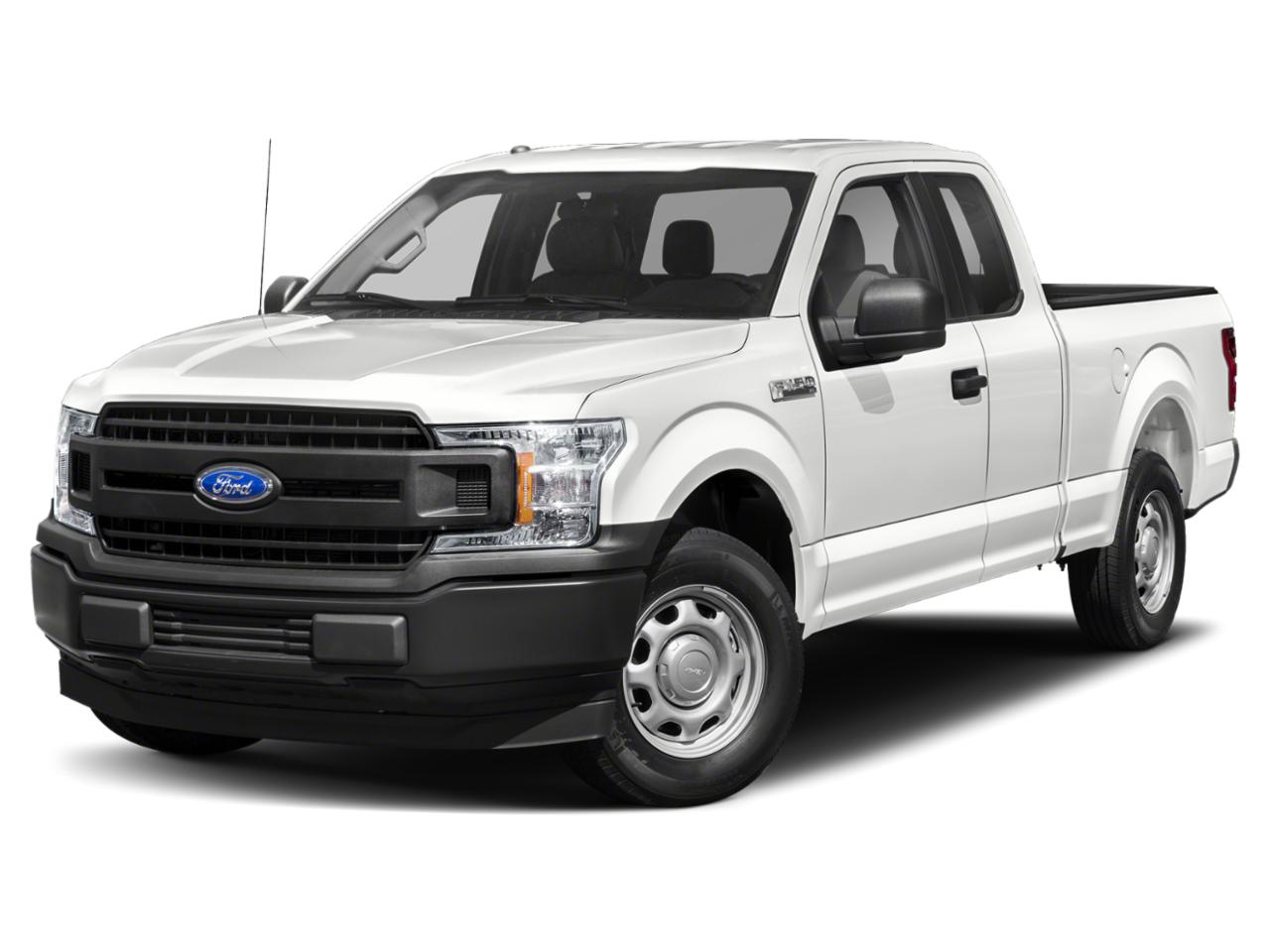 2019 Ford F-150 XL Super Cab Slide