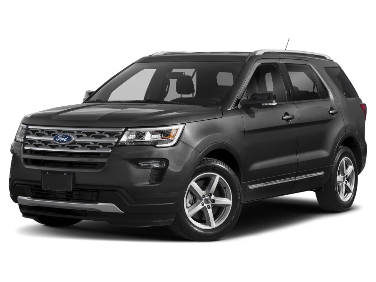 2019 Ford Explorer SPORT Durham NC