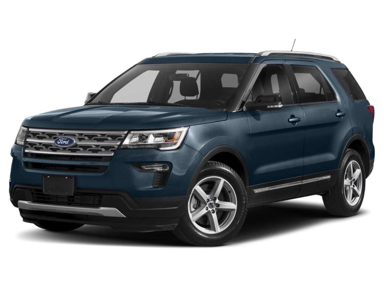 2019 Ford Explorer LIMITED Durham NC