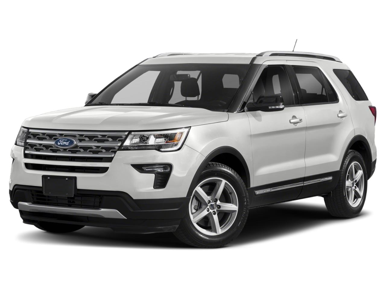 2019 Ford Explorer Raleigh NC