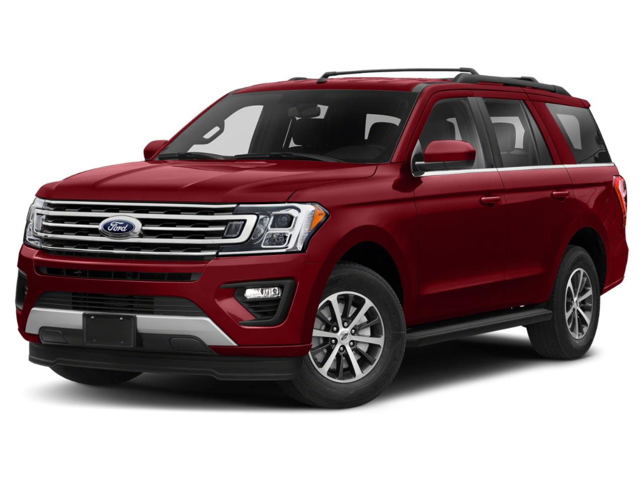 Ruby Red Metallic 2019 Ford Expedition XLT SUV Winston-Salem NC