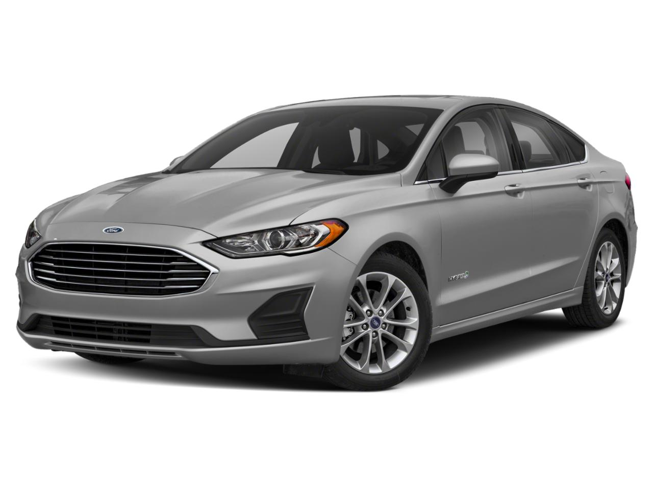 2019 Ford Fusion Hybrid TITANIUM 4dr Car Greensboro NC