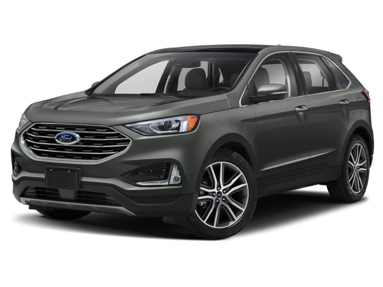 Magnetic 2019 Ford Edge TITANIUM SUV Winston-Salem NC