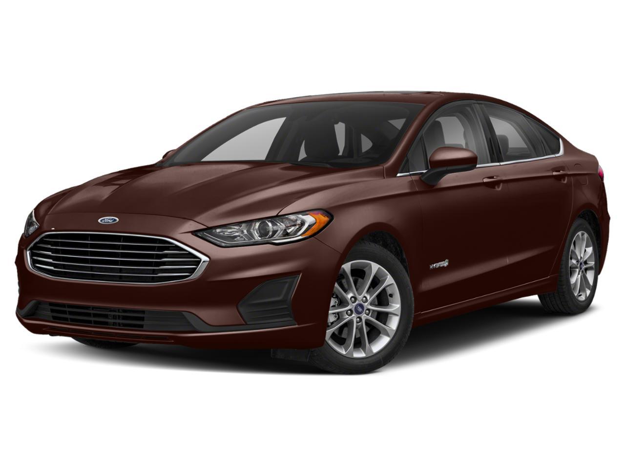 2019 Ford Fusion Hybrid TITANIUM 4dr Car Slide
