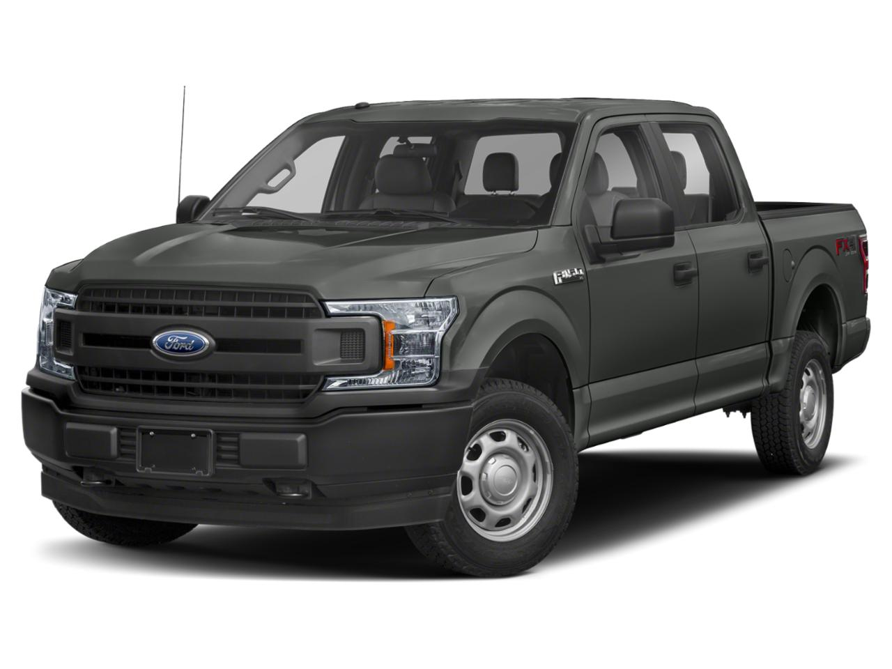 2019 Ford F-150 XL 4D SuperCrew Slide