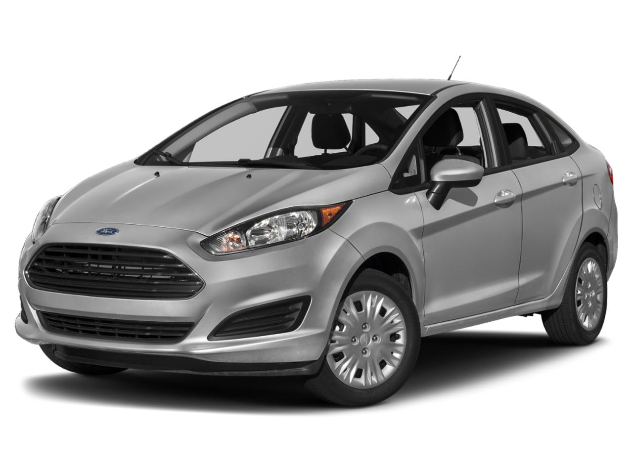 2019 Ford Fiesta S Raleigh NC