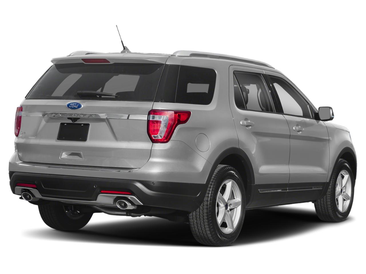 2019 Ford Explorer XLT SUV Slide