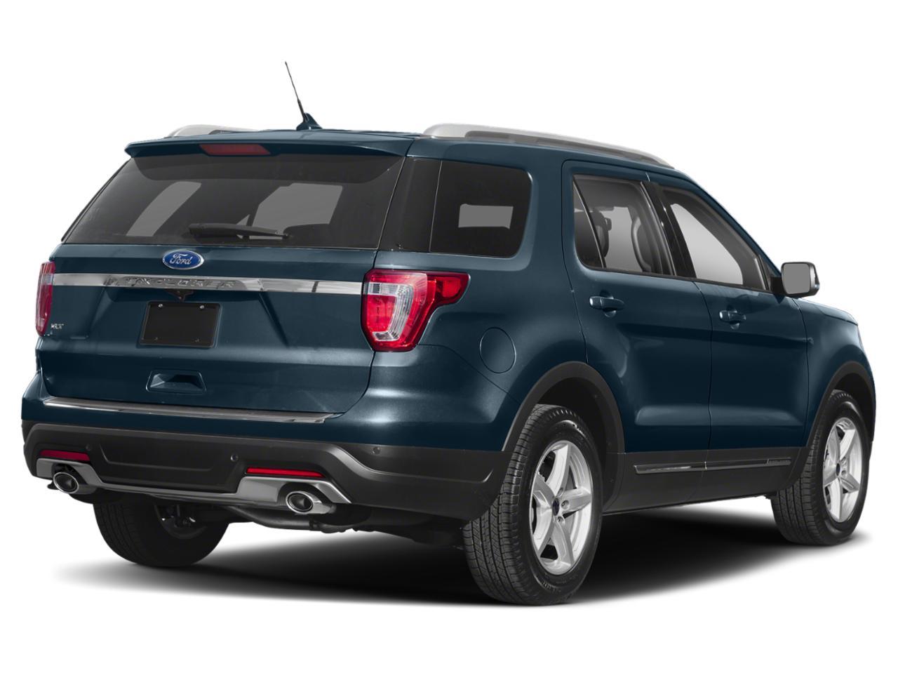 2019 Ford Explorer Chapel Hill NC