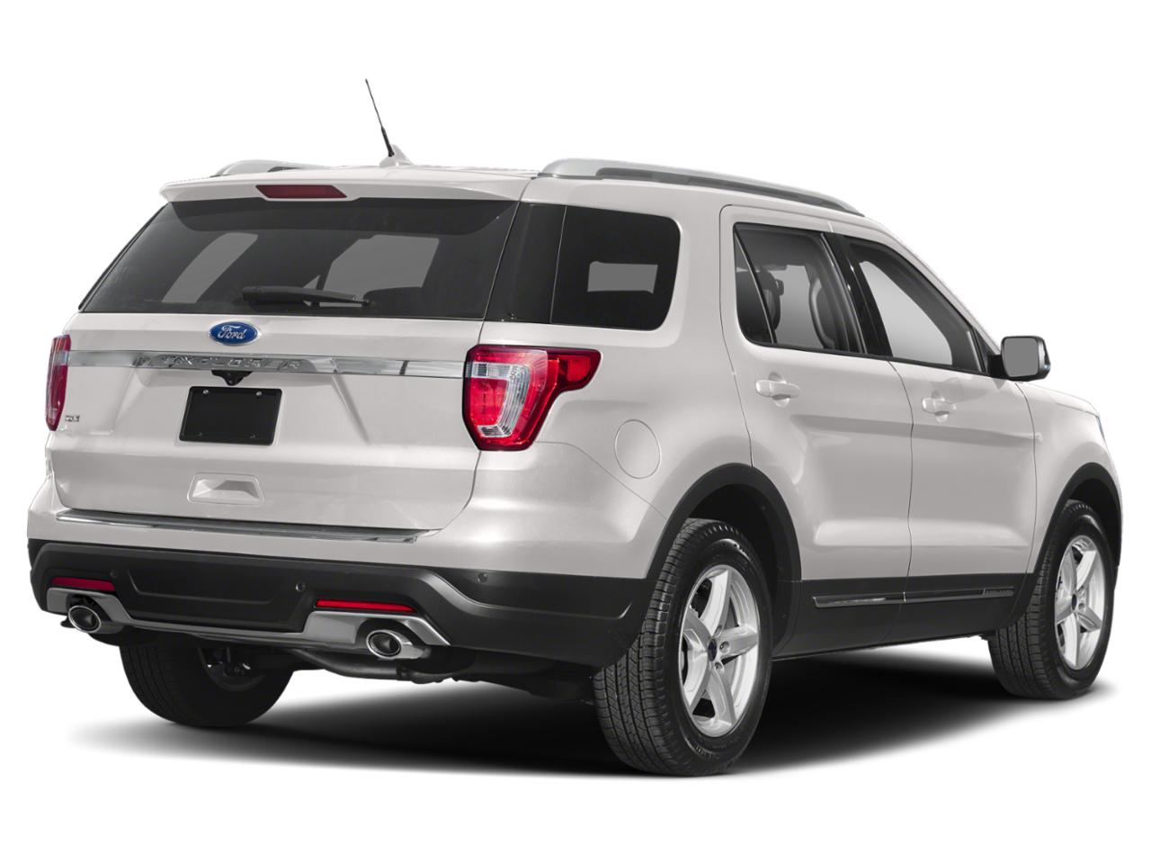 2019 Ford Explorer LIMITED Chapel Hill NC
