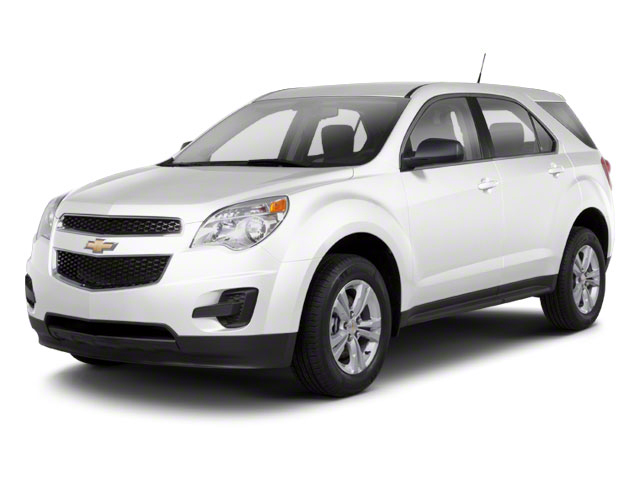 Summit White 2011 Chevrolet Equinox LS SUV Wake Forest NC