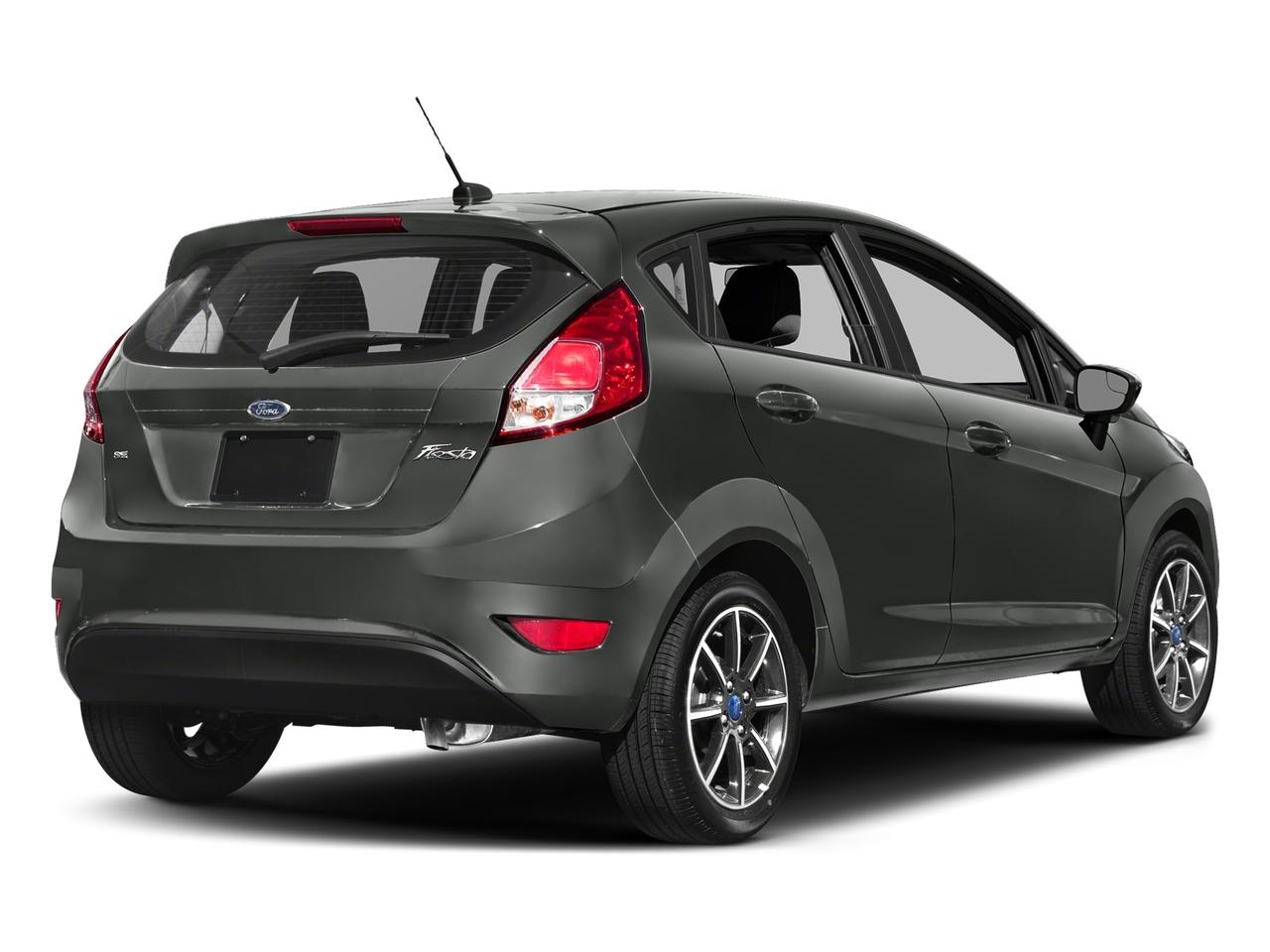 2017 Ford Fiesta SE Durham NC