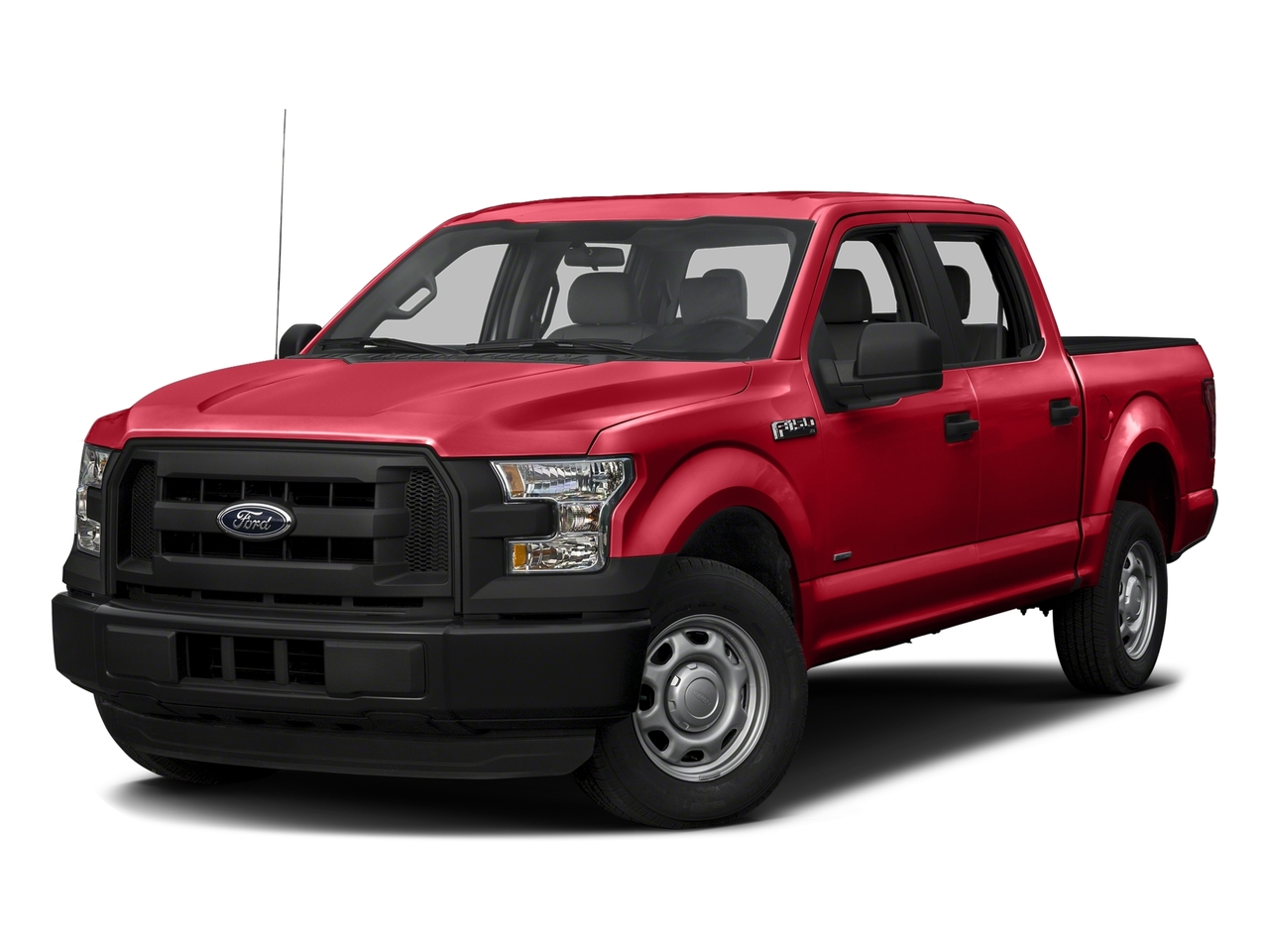 Race Red 2017 Ford F-150  Supercrew New Bern NC