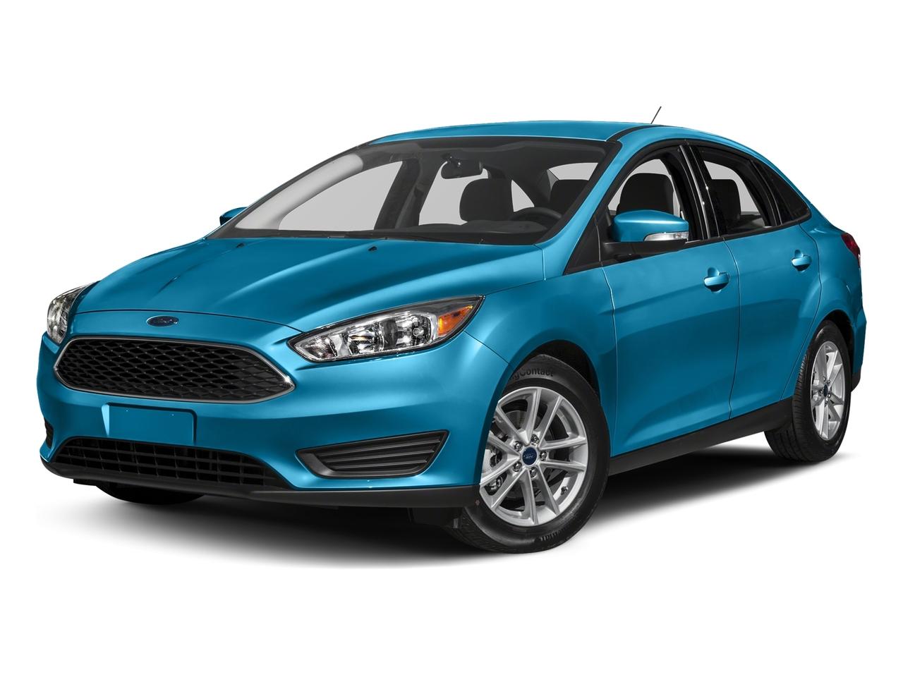 2017 Ford Focus SEL 4dr Car Slide