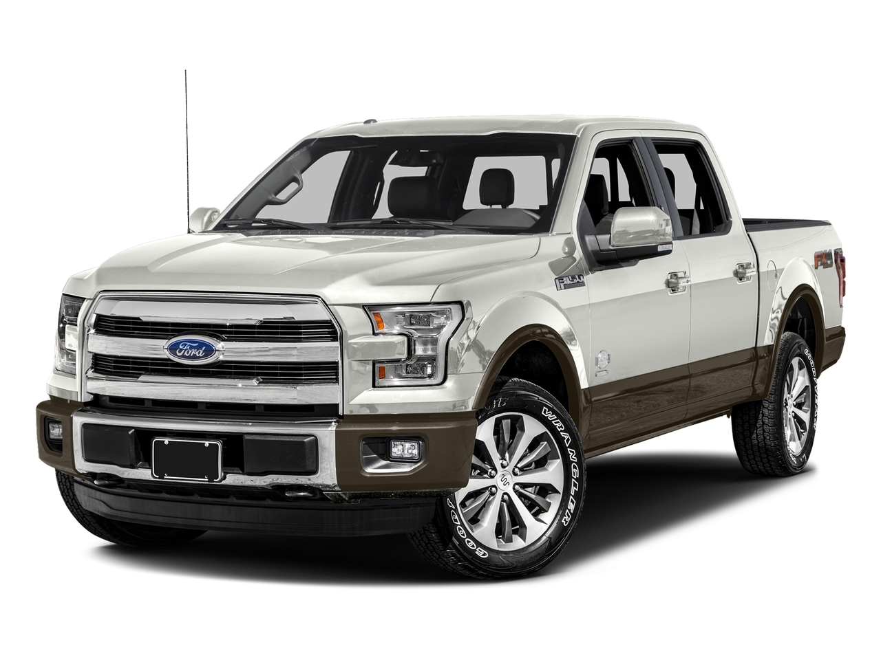 2017 Ford F-150 KING RANCH Crew Cab Pickup Slide
