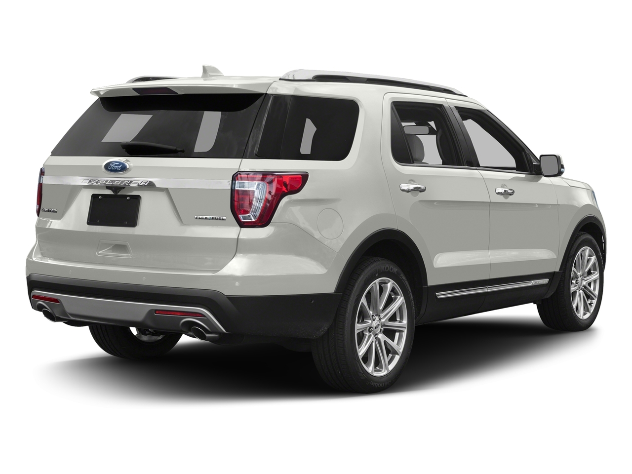 2017 Ford Explorer LIMITED SUV Slide