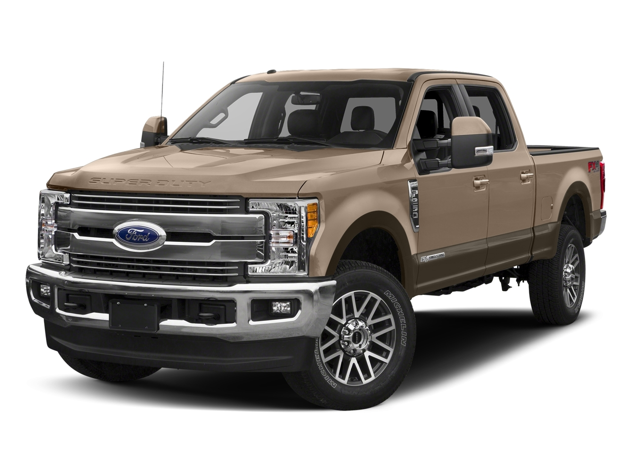 2017 Ford F-250SD  Crew Cab Pickup Slide