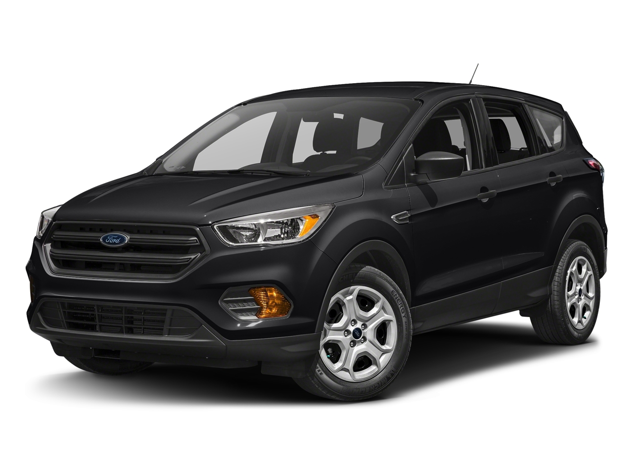 Shadow Black 2017 Ford Escape S SUV Raleigh NC