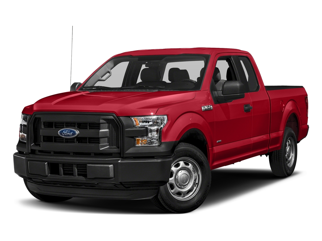2017 Ford F-150 XL Extended Cab Pickup Slide
