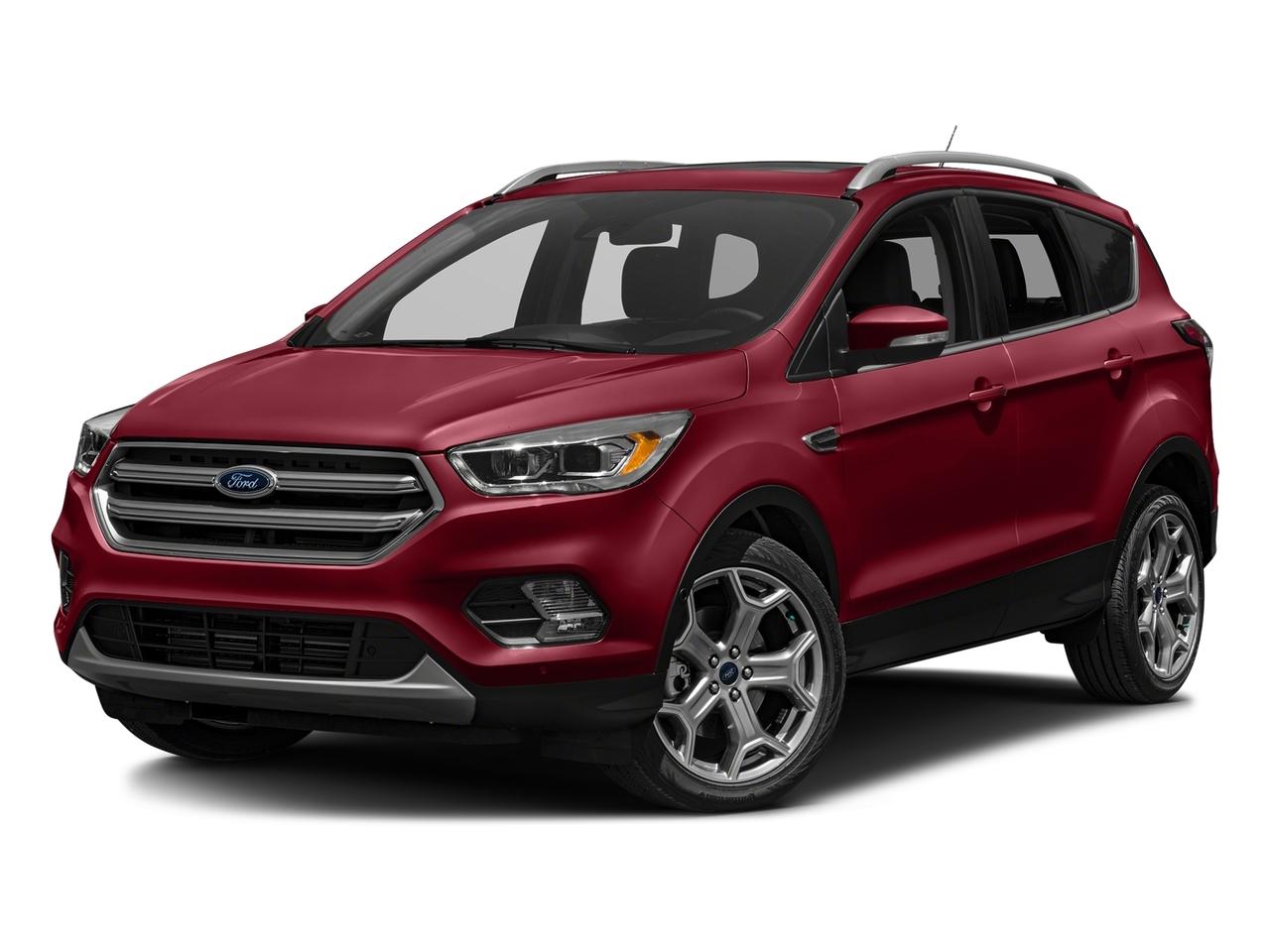2017 Ford Escape TITANIUM SUV Slide