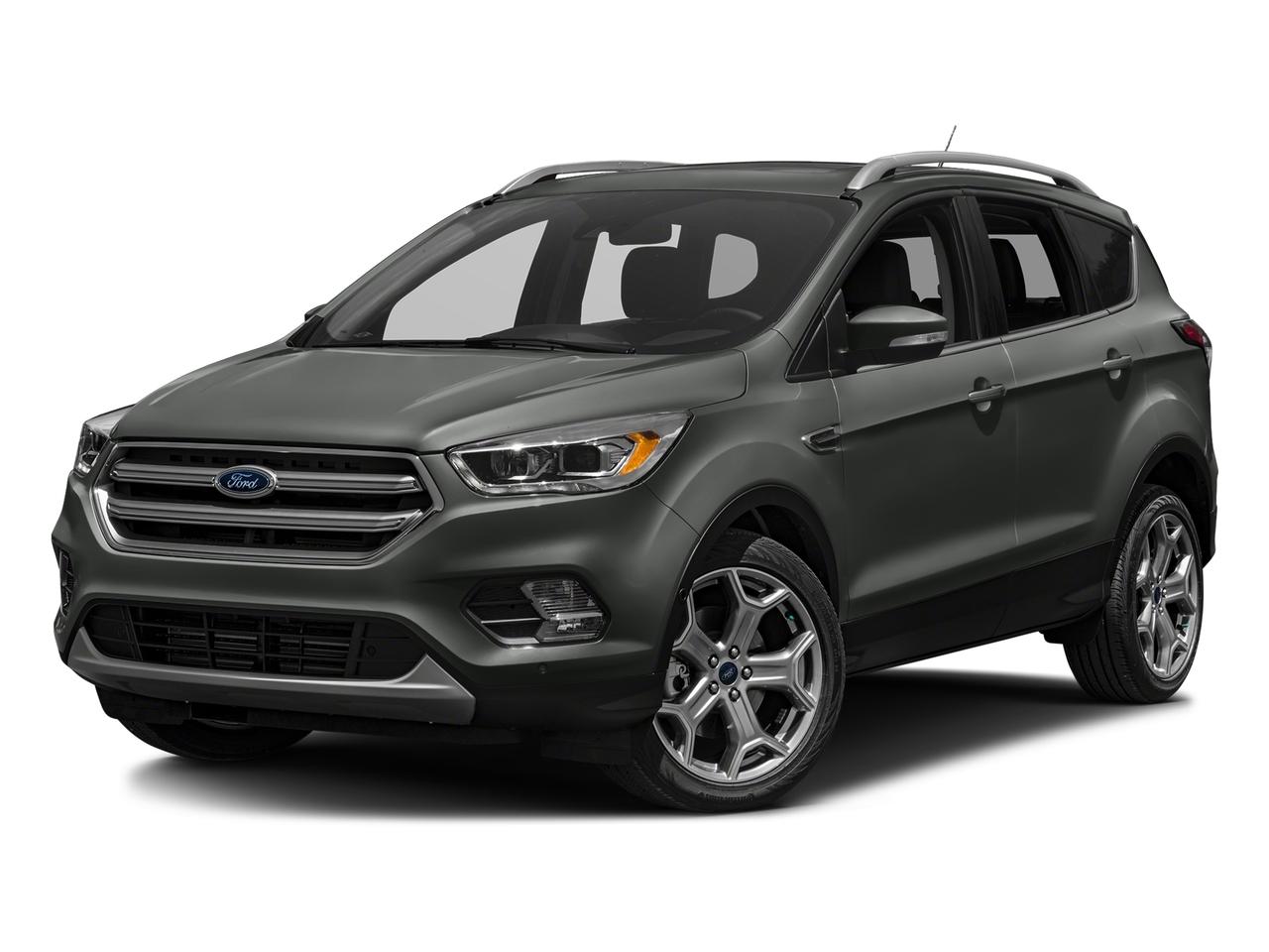 Magnetic 2017 Ford Escape TITANIUM SUV Winston-Salem NC