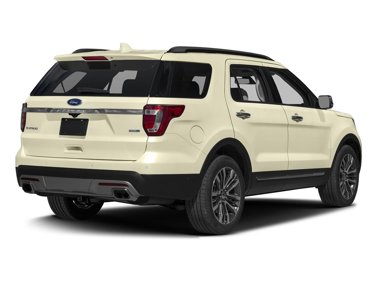 2017 Ford Explorer PLATINUM SUV Slide