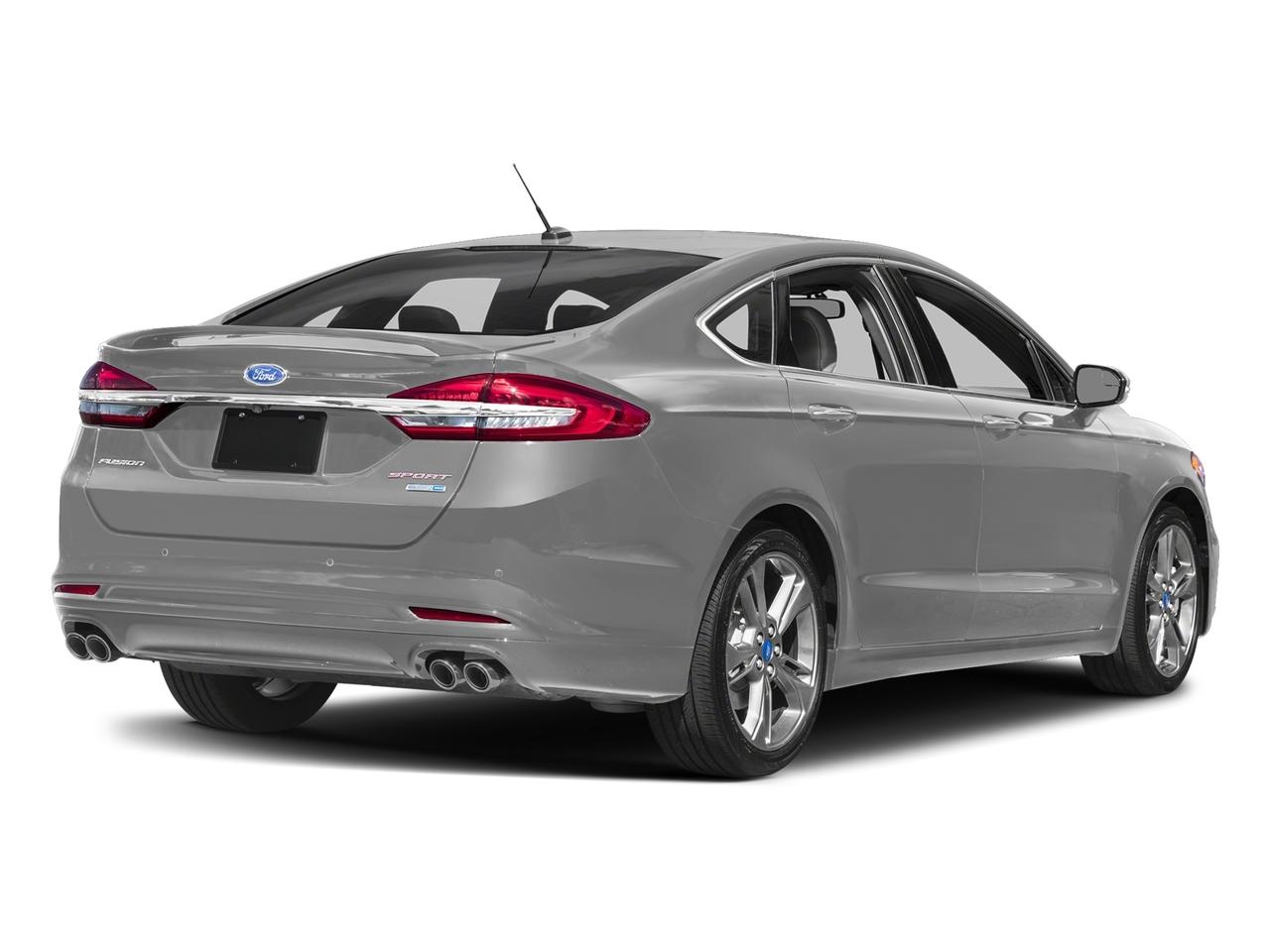 2017 Ford Fusion SPORT Durham NC