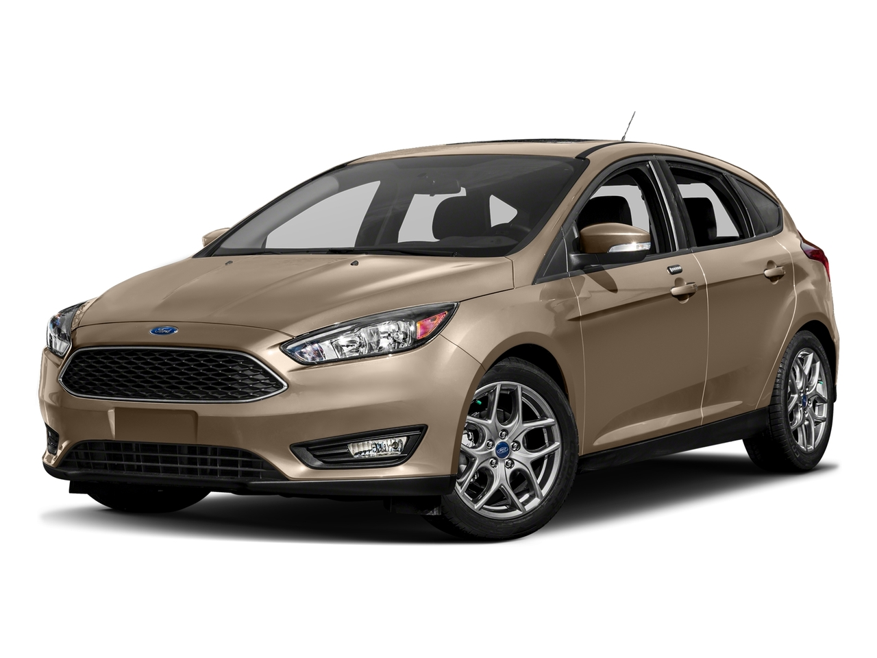 2017 Ford Focus SE Hatchback Slide