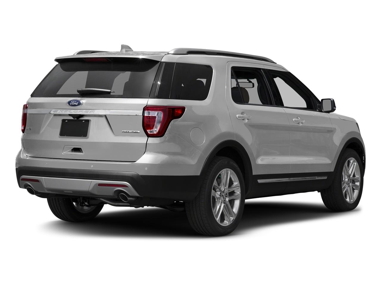 2017 Ford Explorer XLT Sport Utility Chapel Hill NC
