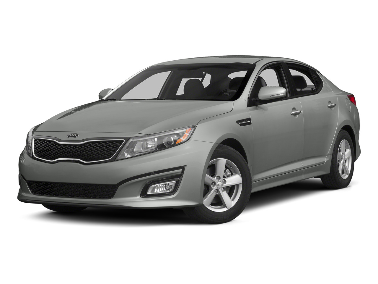 Titanium Gray 2015 Kia Optima EX 4dr Car Raleigh NC