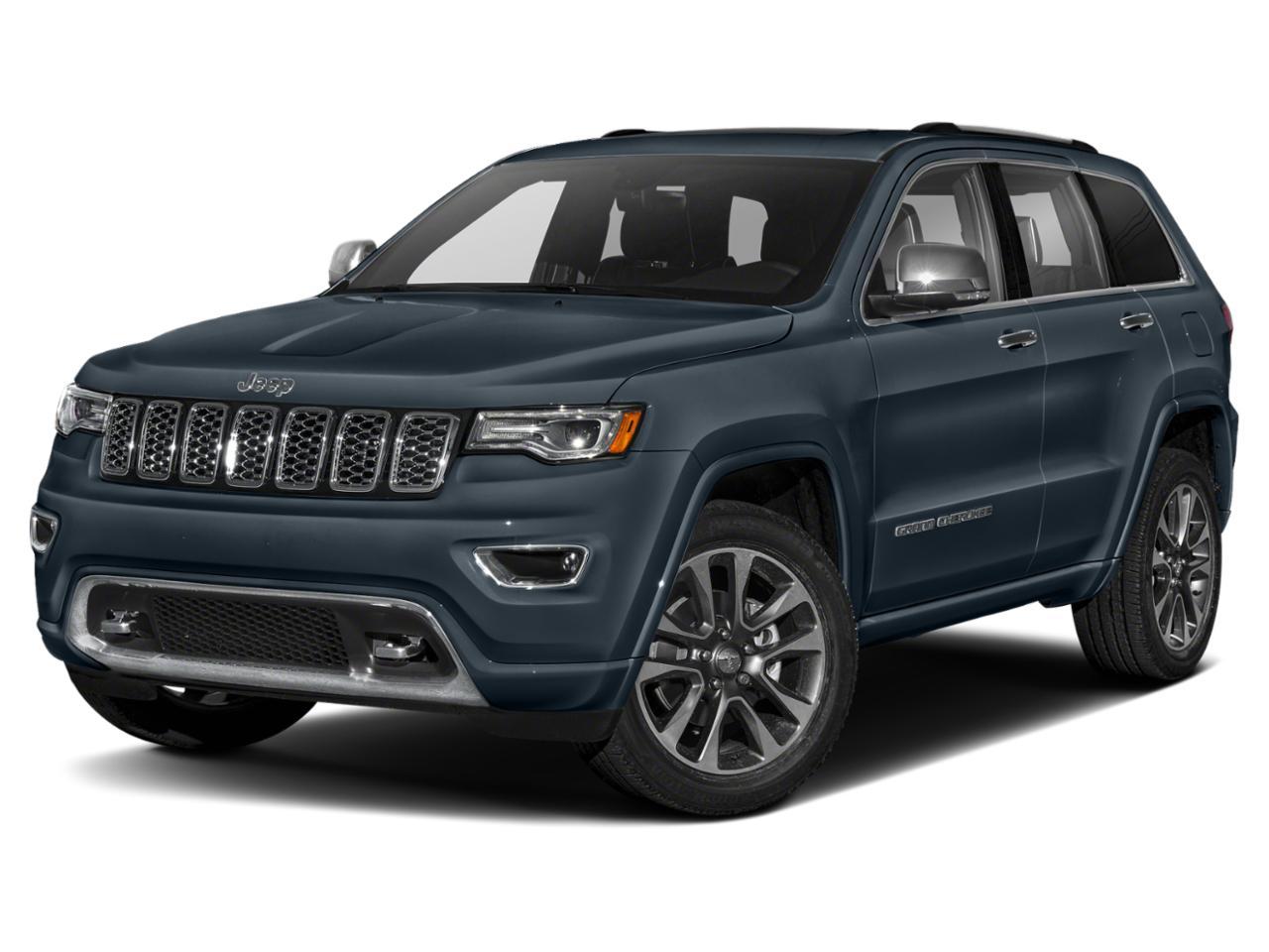 2020 Jeep Grand Cherokee  SUV Slide