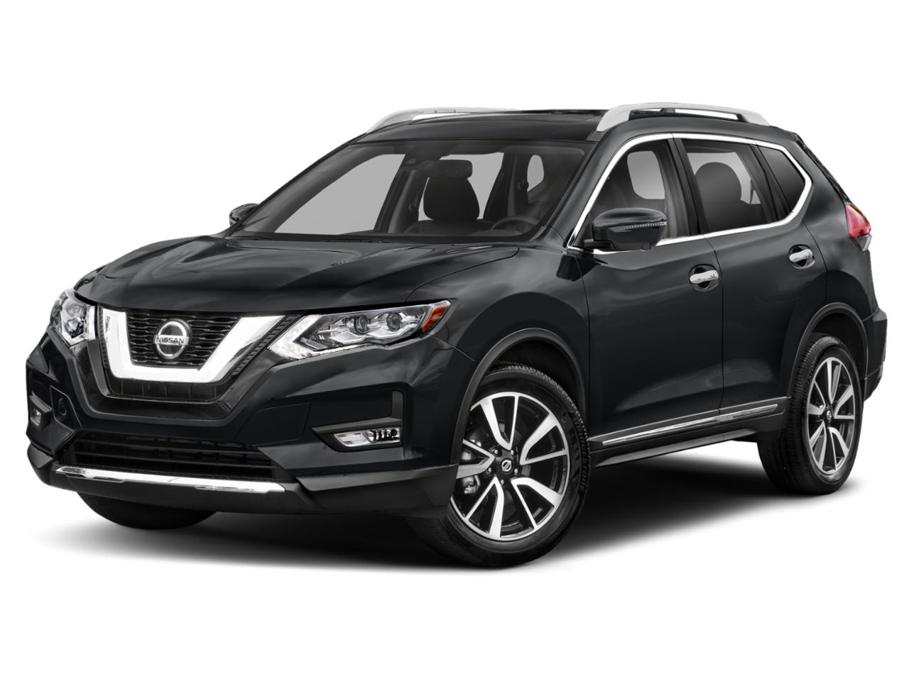 Magnetic Black Pearl 2020 Nissan Rogue SL SUV Neptune NJ