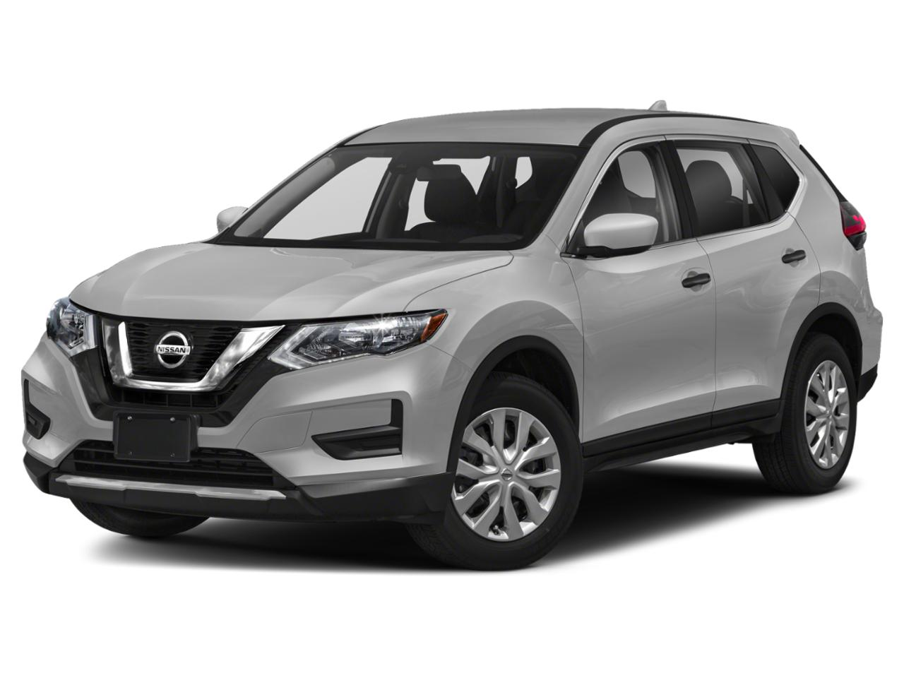 Brilliant Silver Metallic 2020 Nissan Rogue SV SUV Neptune NJ