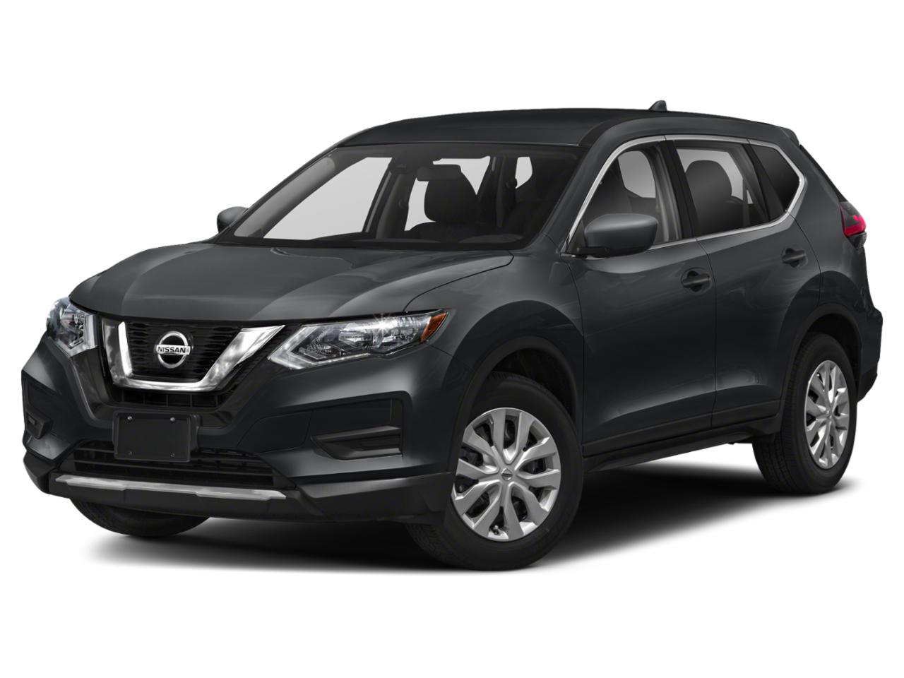 Magnetic Black Pearl 2020 Nissan Rogue SV SUV Neptune NJ