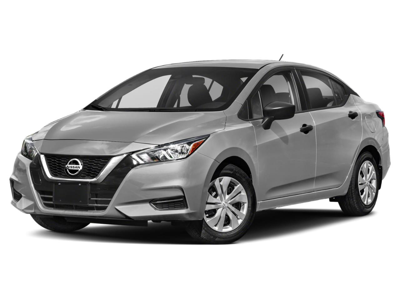 2020 Nissan Versa 1.6 S 4dr Car Slide