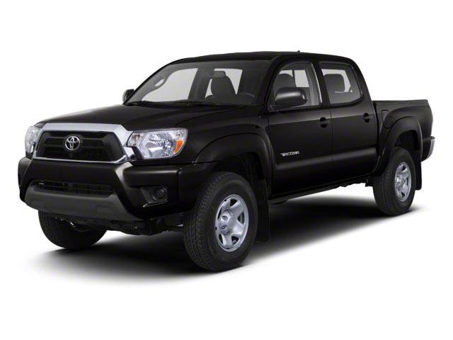 2012 Toyota Tacoma  Crew Cab Pickup Slide 0